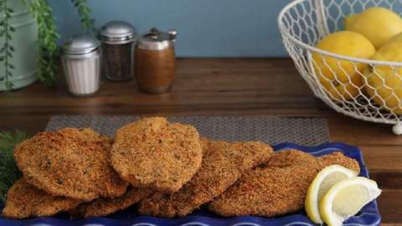 Diabetic Tilapia Recipes  Baked Tilapia Parmesan Video Allrecipes