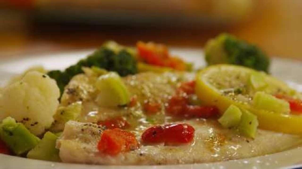 Diabetic Tilapia Recipes  Easy Baked Tilapia Video Allrecipes