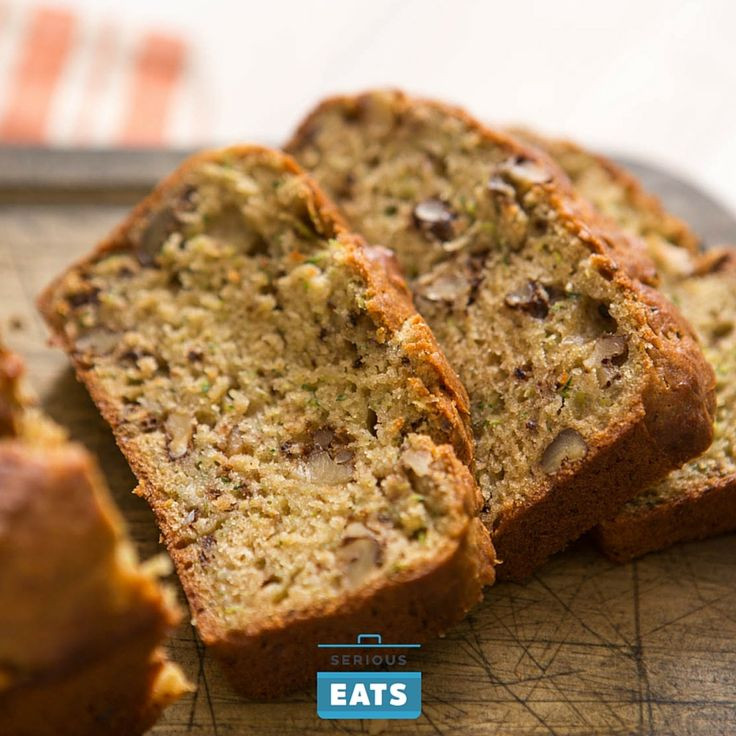 Diabetic Zucchini Bread  Check out Zucchini Bread With Walnuts It s so easy to