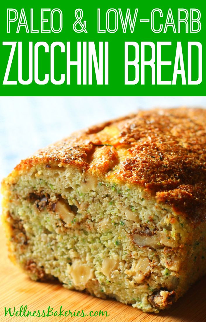 Diabetic Zucchini Bread  best images about Diabetes Diet Low Carb Recipes on