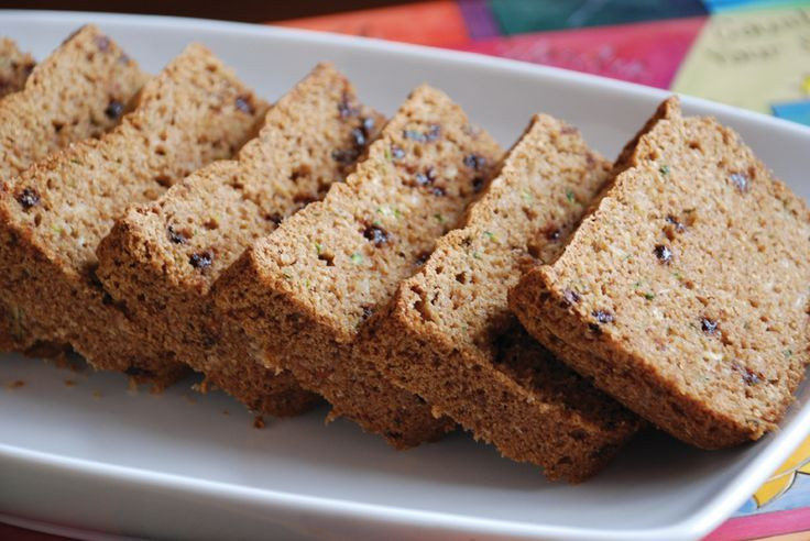 Diabetic Zucchini Bread  131 best images about Pre diabetic recipes on Pinterest