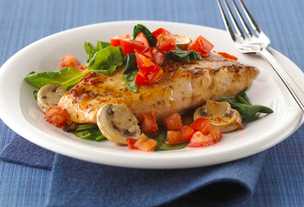 Dinner Recipe For Diabetic  Diabetes Centre Kraft Canada