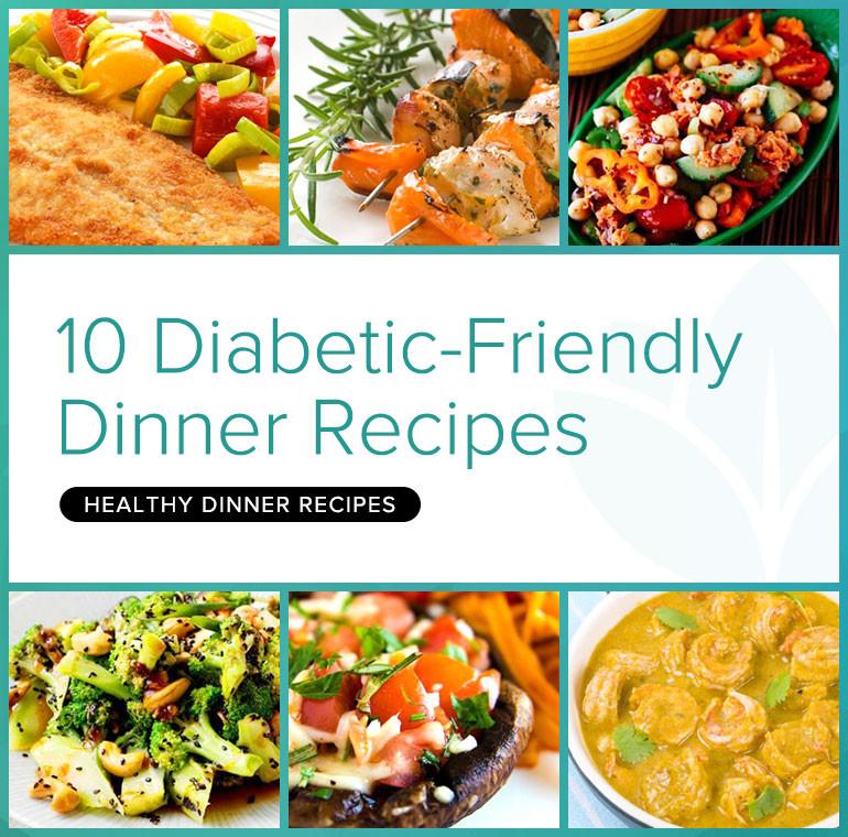 Dinner Recipes For Diabetic  10 Tasty Diabetic Friendly Dinner Recipes BetterHealthKare