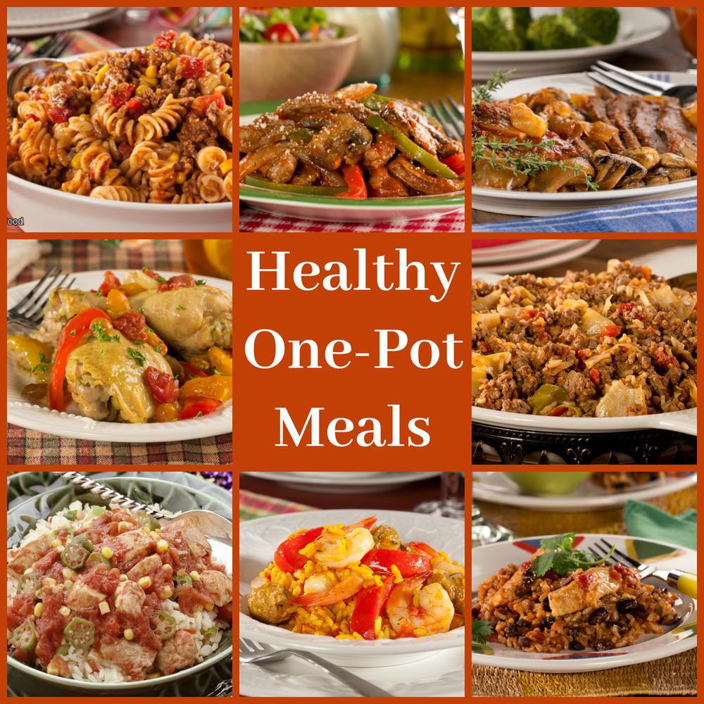Dinner Recipes For Diabetic  Healthy e Pot Meals 6 Easy Diabetic Dinner Recipes