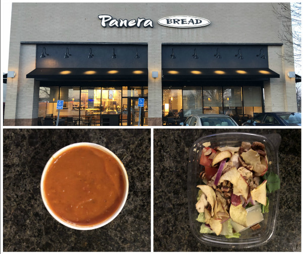Does Panera Bread Have A Gluten Free Menu  How to eat gluten free at Panera Bread It s easier than