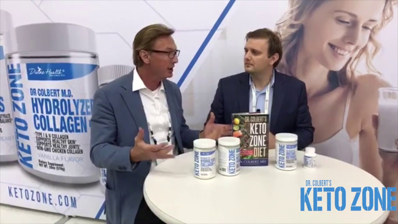 Don Colbert Keto Diet  Dr Colbert Expo East Releases New Keto Zone Diet