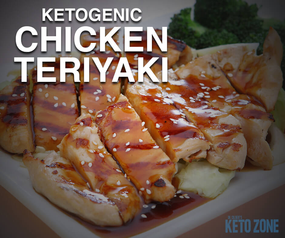 Don Colbert Keto Diet  Ketogenic Chicken Teriyaki Keto Zone