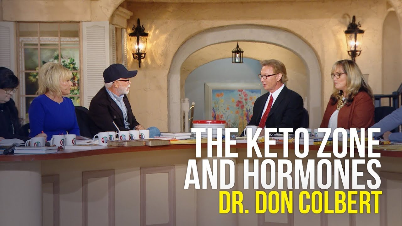 Don Colbert Keto Diet  The Keto Zone and Hormones Dr Don Colbert