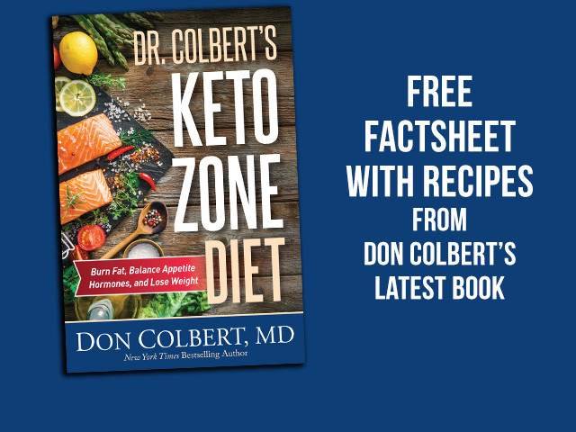 Don Colbert Keto Diet  Embrace the New Keto Zone Diet