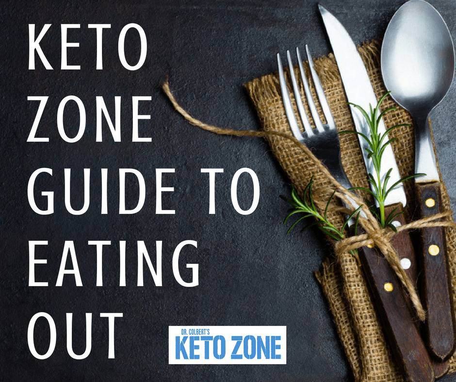 Don Colbert Keto Diet  The Keto Zone Guide to Eating Out