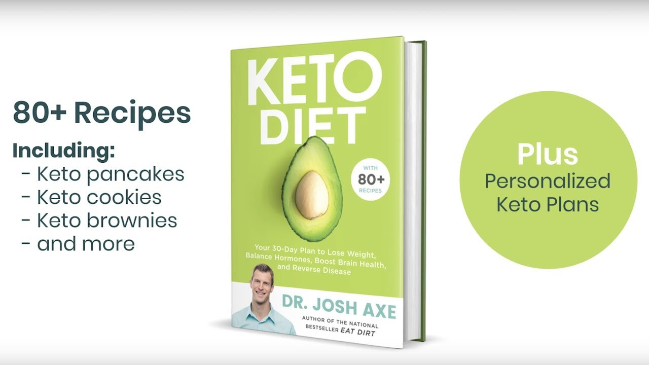 Dr Axe Keto Diet  Keto Diet A New Book by Dr Josh Axe