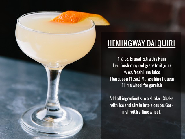 Earheart Healthy Weight Loss Recipes  Hemingway Daiquiri Recipe – Blog Dandk