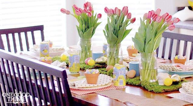 Easter 2019 Dinner  A Festive And Affordable Easter Dinner Celebration · e