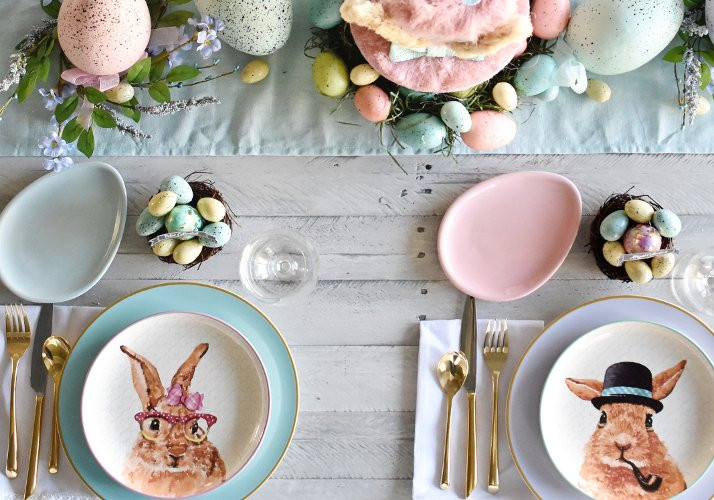 Easter 2019 Dinner  Best Easter Gifts Baskets Decor and More for 2019
