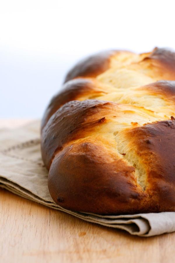 Easter Bread History  Sweet Easter Bread Pani di Pasqua DeLallo