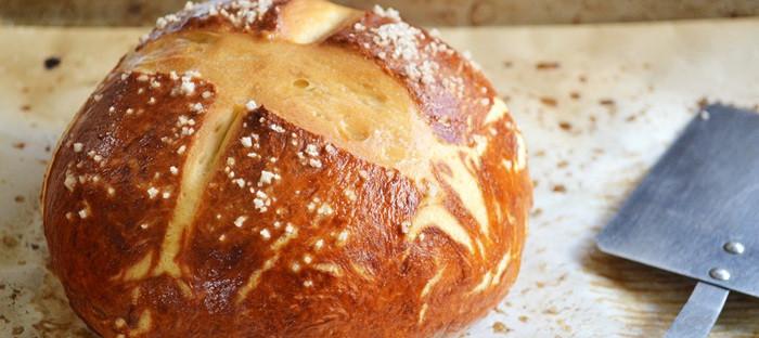 Easter Bread History  Pretzel Bread – The Apron Archives