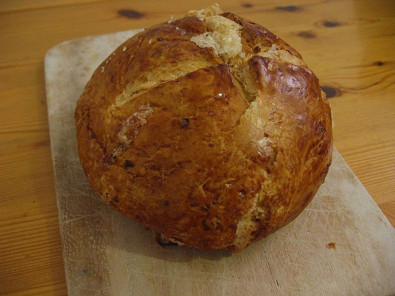 Easter Bread History  Easter Breads from Germany Recipes and History