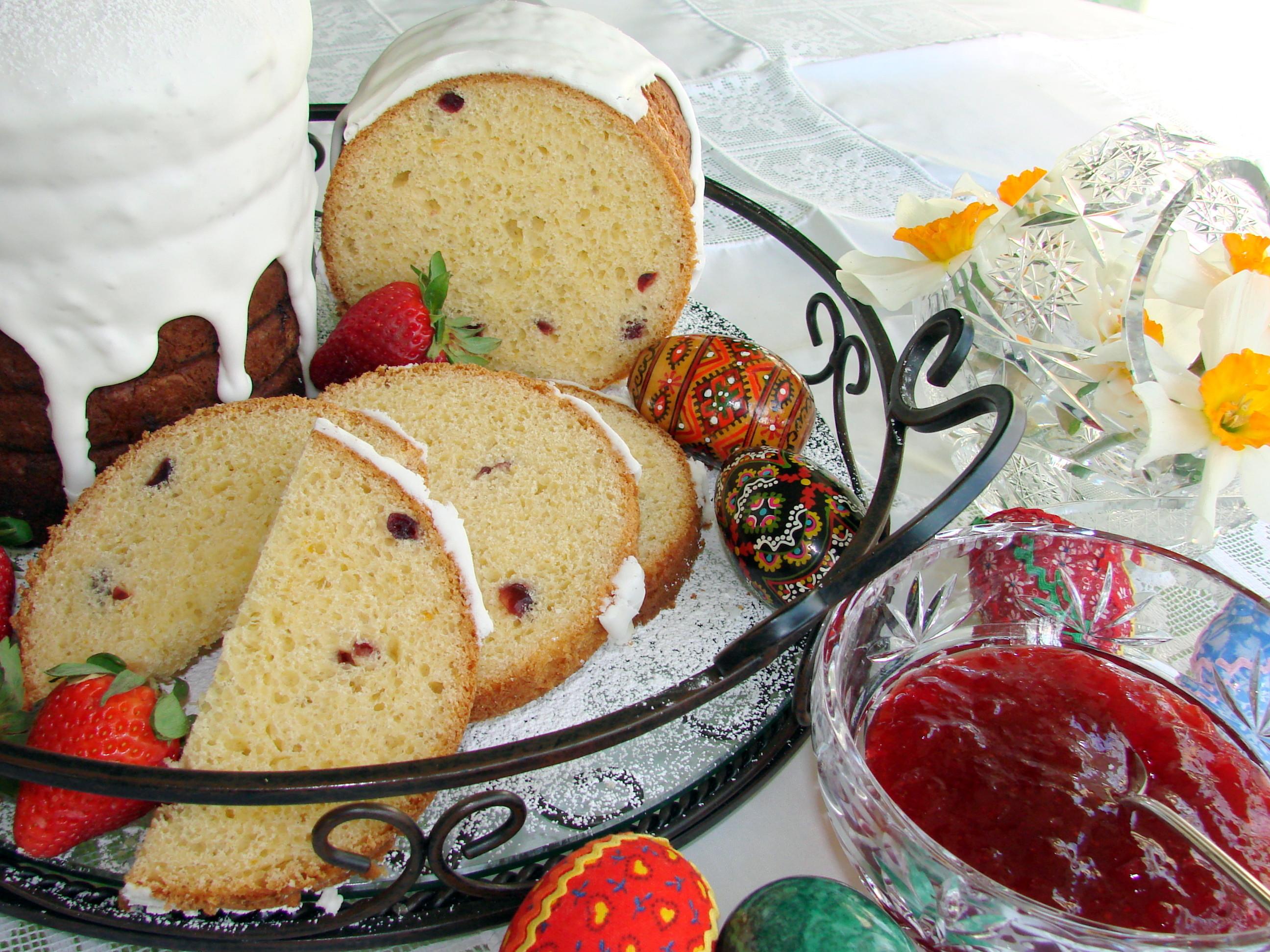 Easter Bread Russian  Russian Easter Bread