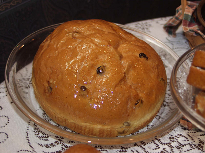 Easter Bread With Raisins  Our Products The Pie Shoppe Fundraising