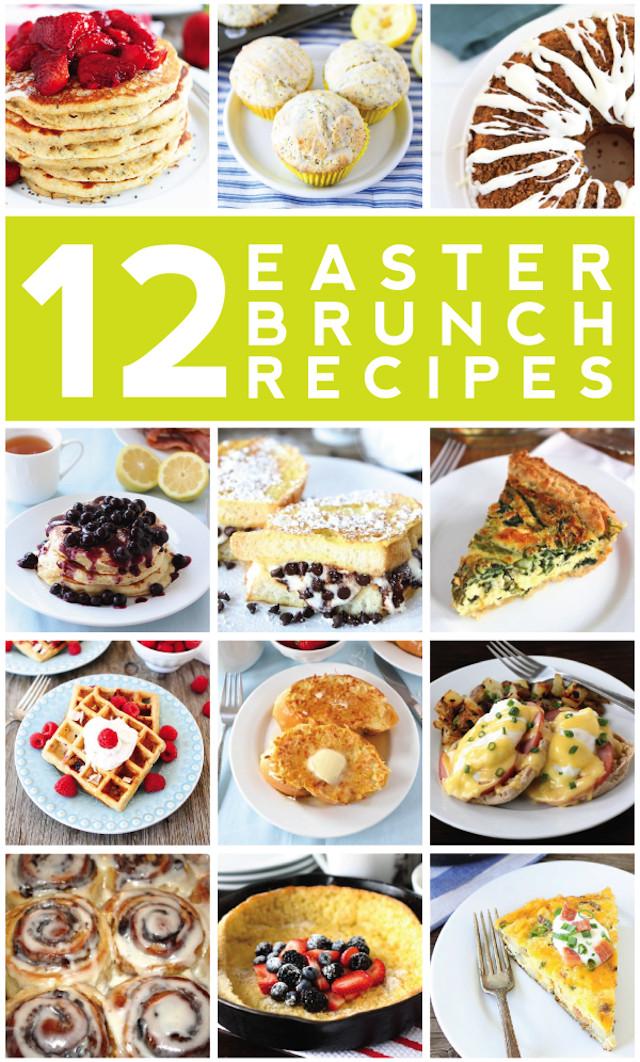 Easter Breakfast Recipes  12 Easter Brunch Recipes Easter Recipes