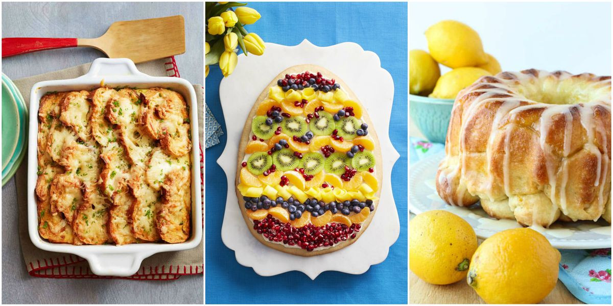Easter Breakfast Recipes  27 Best Easter Brunch Recipes Easy Easter Sunday Brunch