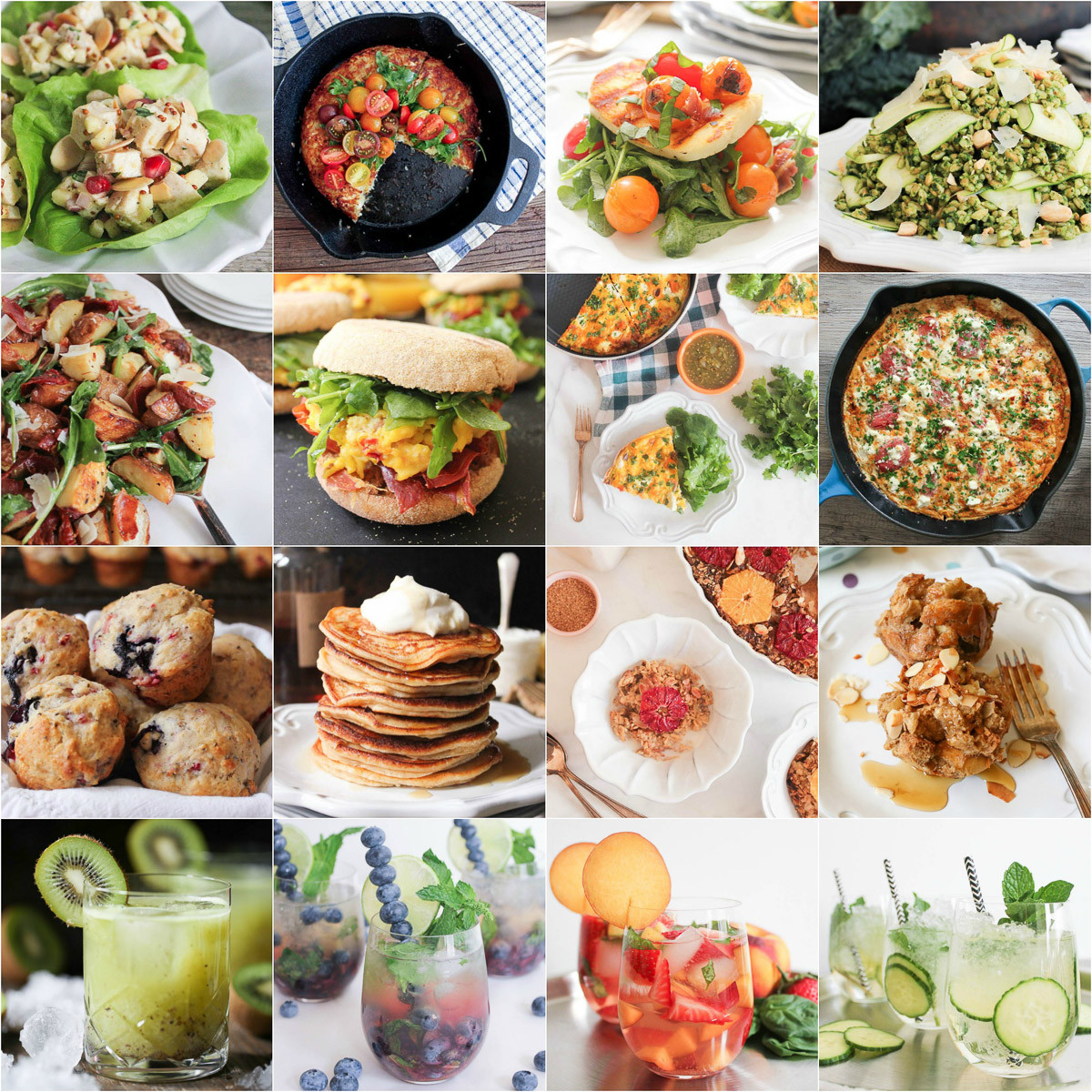 Easter Breakfast Recipes  30 Recipes for the Ultimate Easter Brunch Domesticate ME