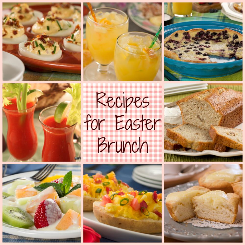 Easter Breakfast Recipes  Easter Brunch Recipe Bonanza 12 Recipes for Easter Brunch