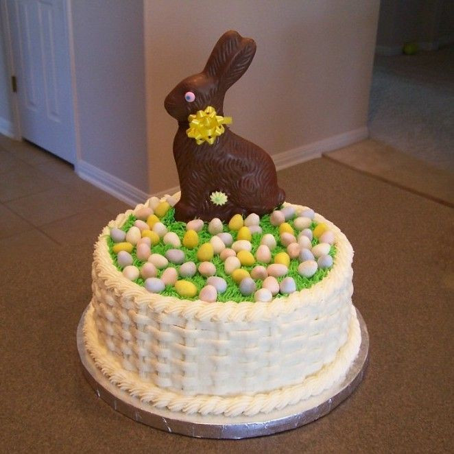 Easter Cake Easter Desserts  Her Highness of Cute Easter Dessert