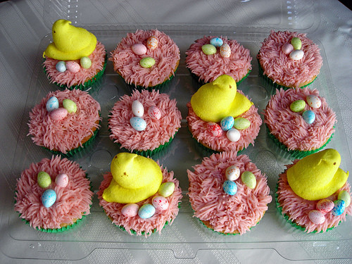 Easter Cupcakes Ideas  Easter Cupcake Decorating Ideas & All Things