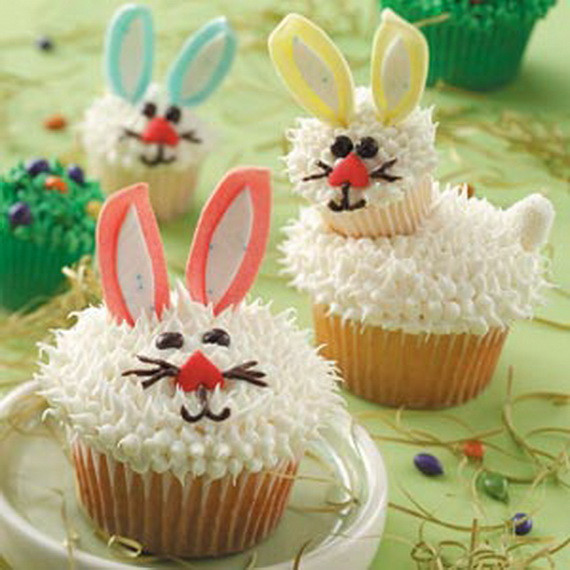 Easter Cupcakes Ideas  Easter and Spring Cupcake Decorating Ideas family