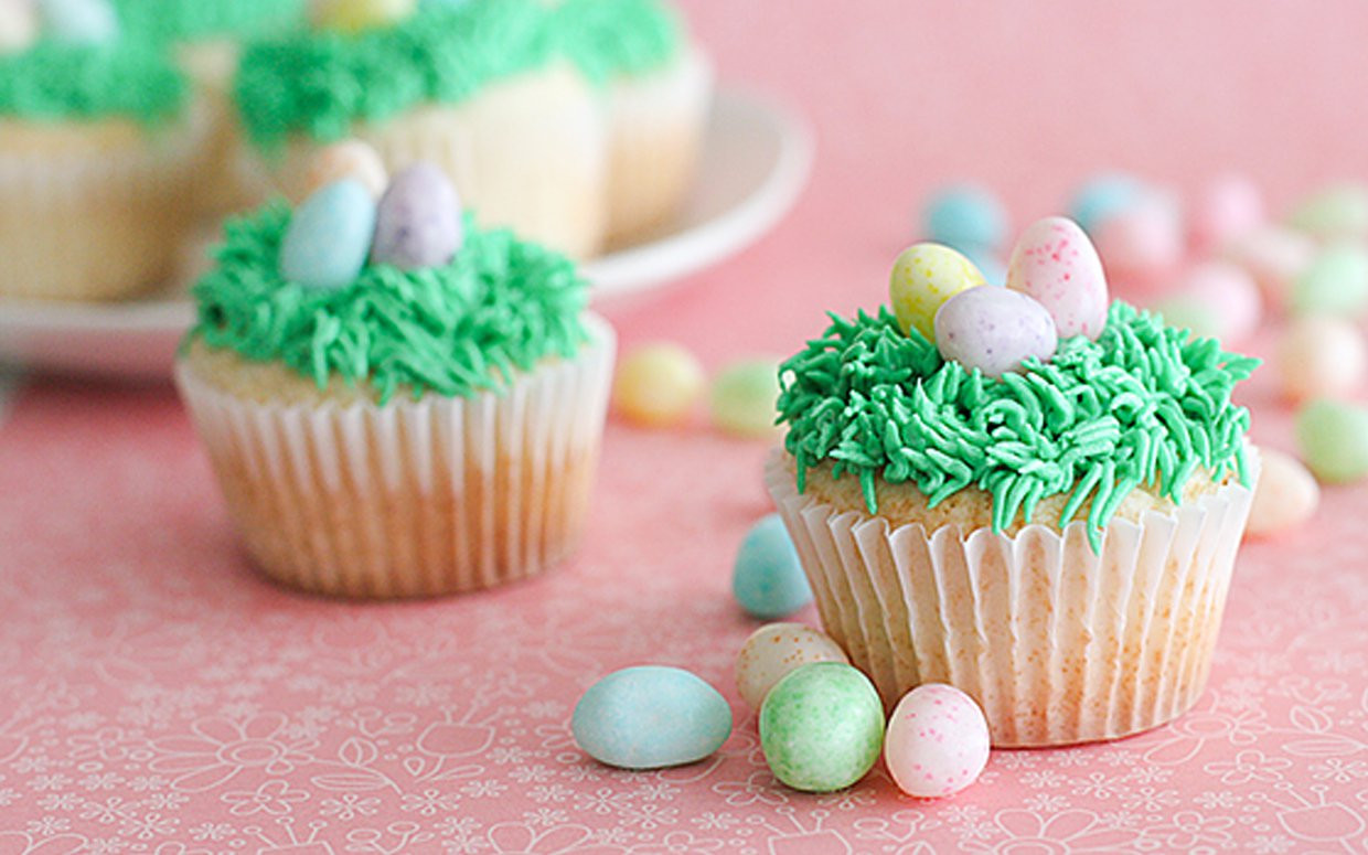 Easter Cupcakes Ideas  9 Yummy Easter Cupcake Ideas