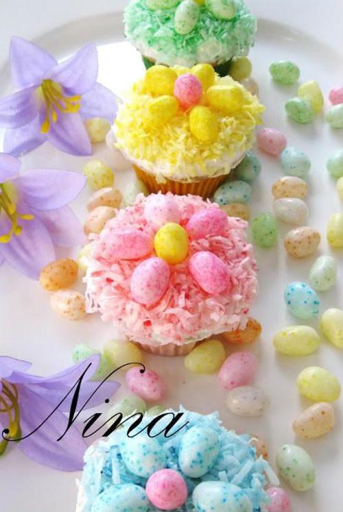 Easter Cupcakes Ideas  35 Adorable Easter Cupcake Ideas