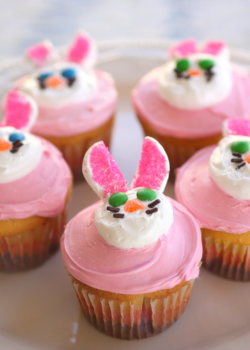 Easter Cupcakes Images  Keepin Up With Kelsey Because He Lives We Too Shall