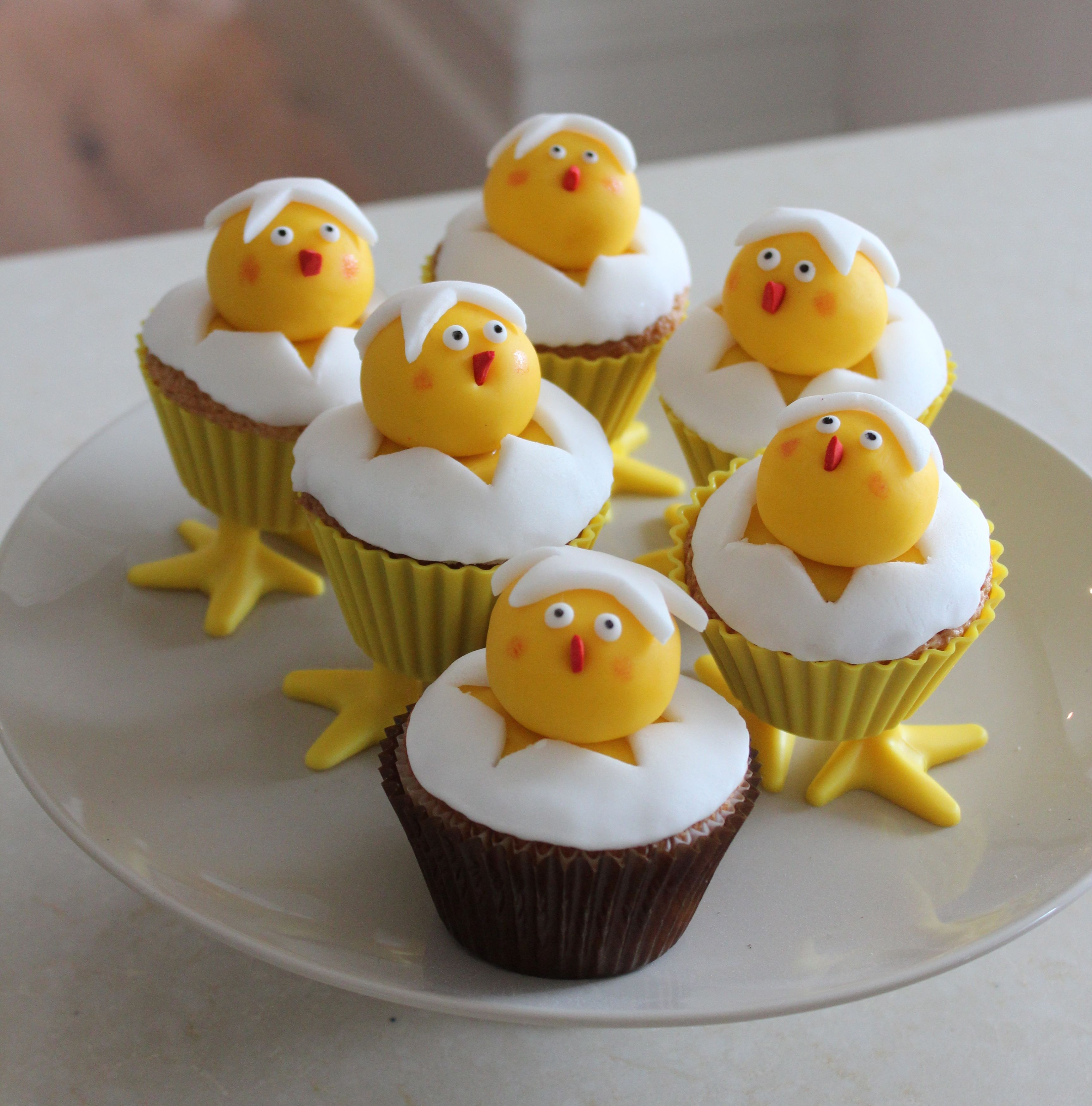 Easter Cupcakes Images  The Easter Hatchery