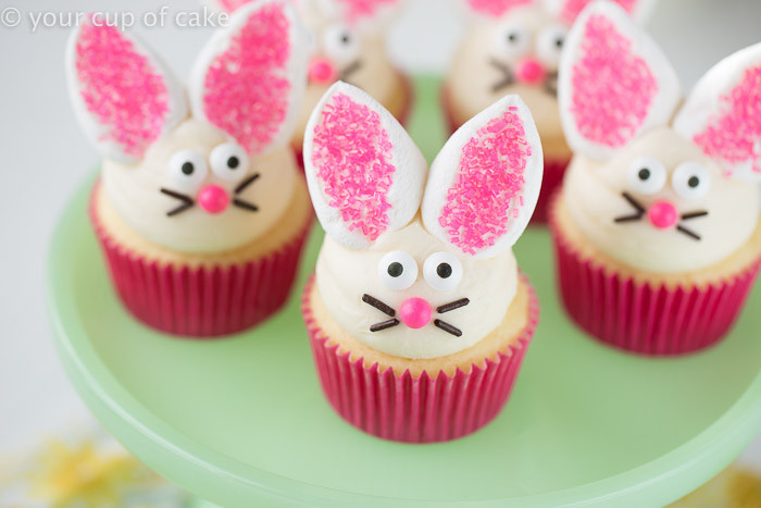Easter Cupcakes Images  Easy Easter Cupcake Decorating and Decor Your Cup of Cake