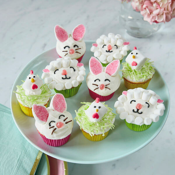Easter Cupcakes Images  Easy and Cute Easter Cupcakes