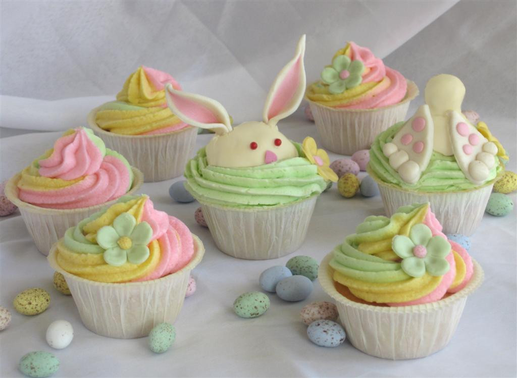 Easter Cupcakes Images  Sweet Easter cupcakes – English