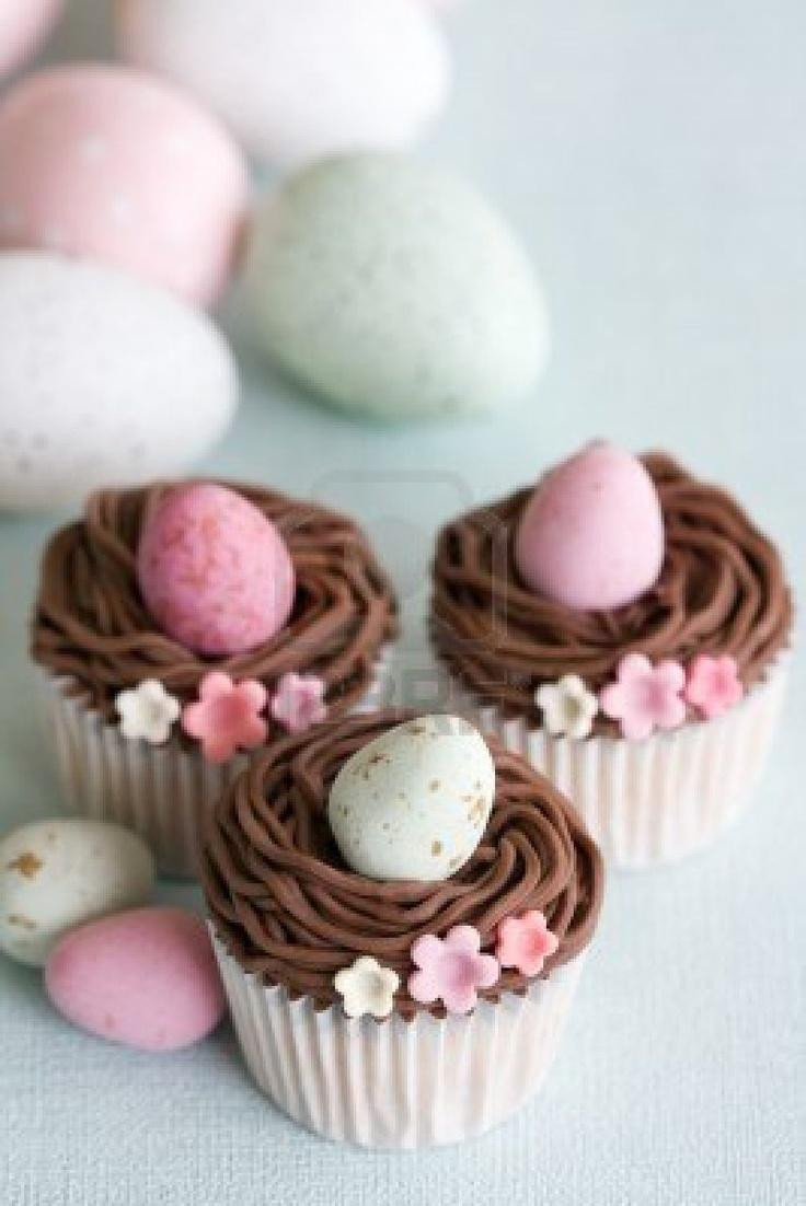 Easter Cupcakes Pinterest  35 EASY TO MAKE TEMPTING EASTER CUPCAKES Godfather