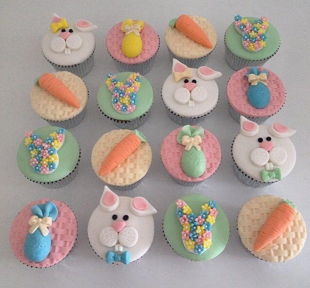 Easter Cupcakes Pinterest  Easter cupcakes Yum Pinterest
