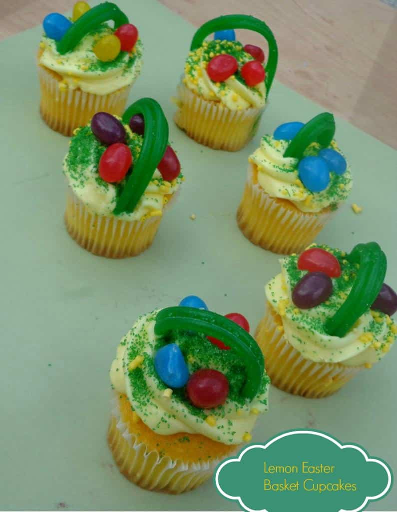 Easter Cupcakes Pinterest  12 Easy Easter Cupcakes You Have to Try Mom vs the Boys