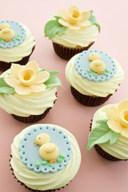 Easter Cupcakes Pinterest  Easter Cupcakes Cakes & Cupcakes