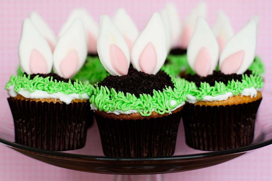Easter Cupcakes Pinterest  Easter Bunny Cupcakes Pinterest craftshady craftshady