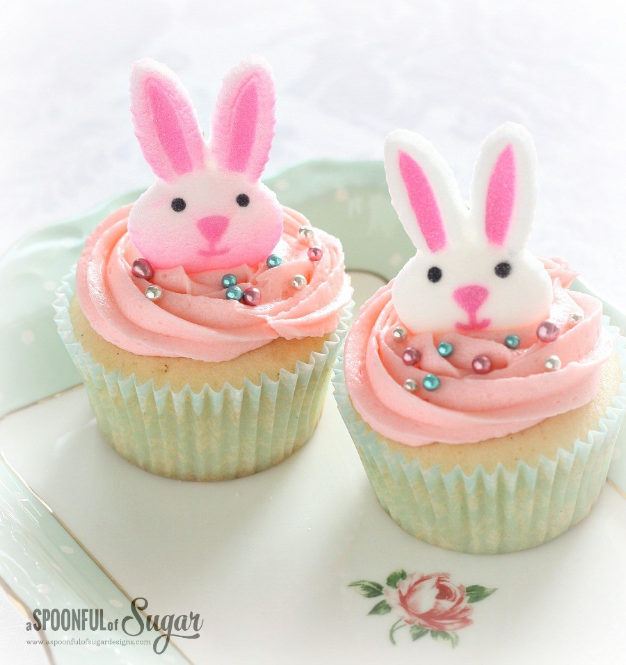 Easter Cupcakes Pinterest  Easter Cupcakes A Spoonful of Sugar