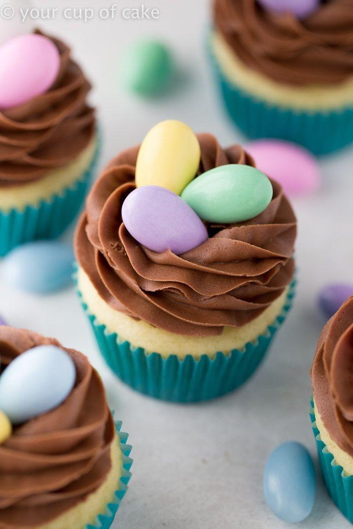 Easter Cupcakes Pinterest  Easter Cupcakes Pinterest Cake Ideas