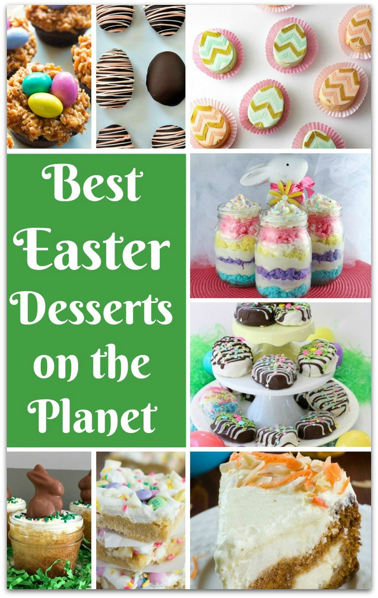 Easter Desserts Easy  20 Best Easy Easter Desserts Food Fun & Faraway Places