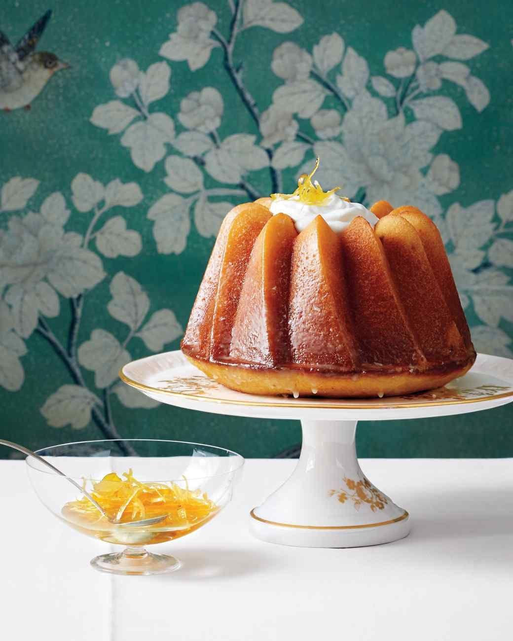 Easter Desserts Martha Stewart  Easter Dessert Recipes