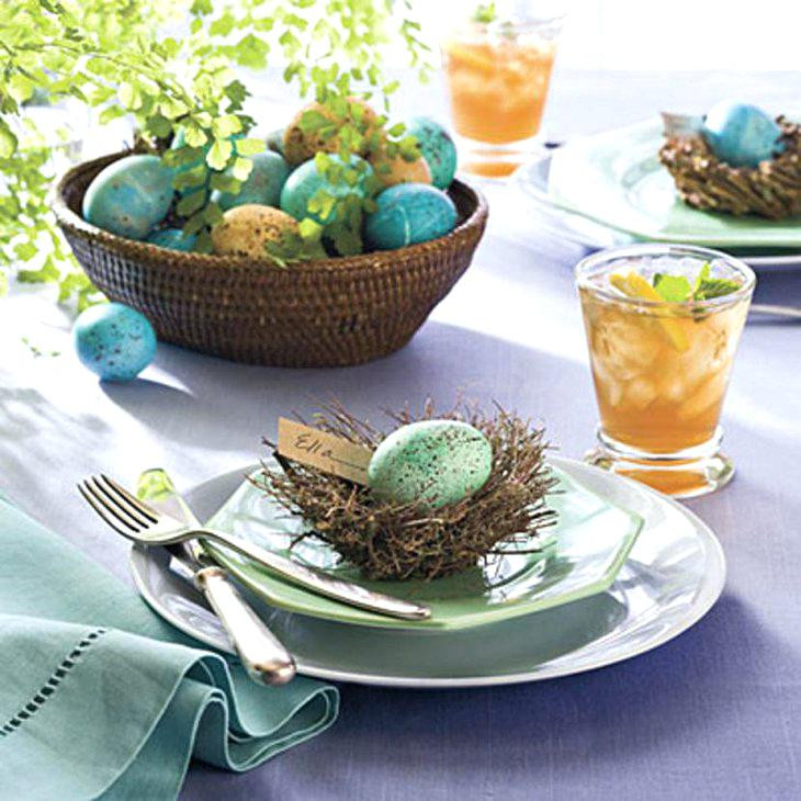 Easter Dinner 2019  Easter Table Decorations Looking For Table Decorating