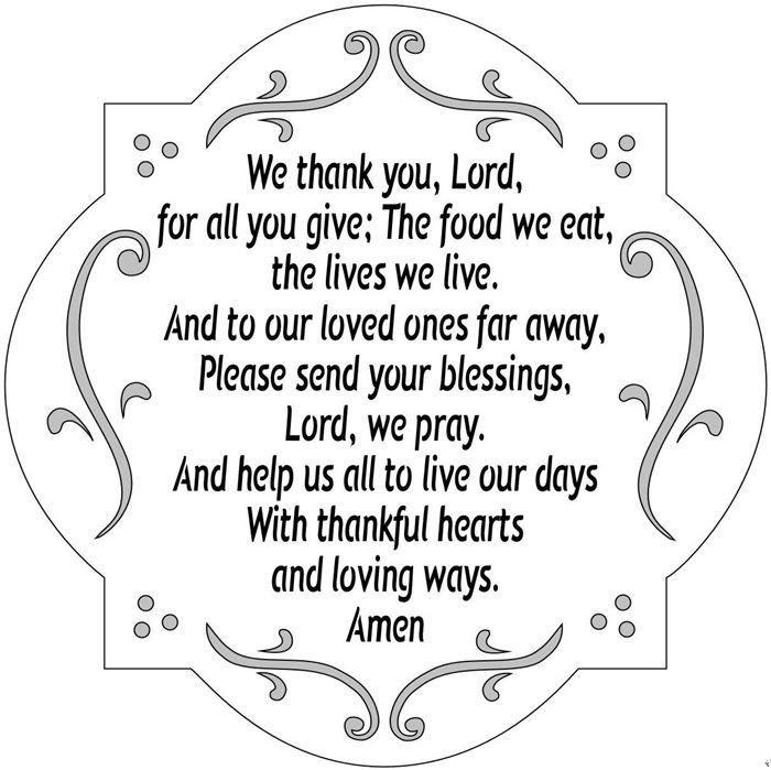 Easter Dinner Blessing  Best 25 Thanksgiving prayers ideas on Pinterest