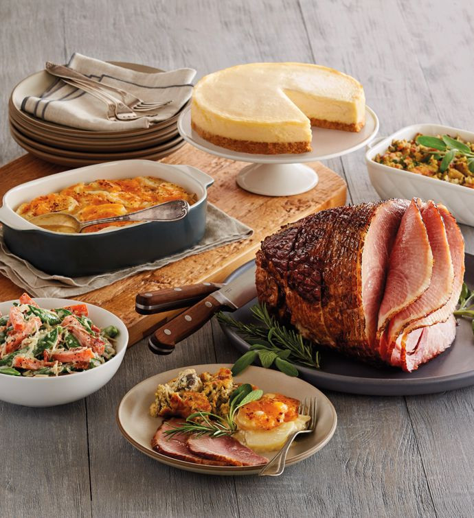 Easter Dinner Delivered  Prepared Easter Dinner Delivery Easter Ham Turkey & More