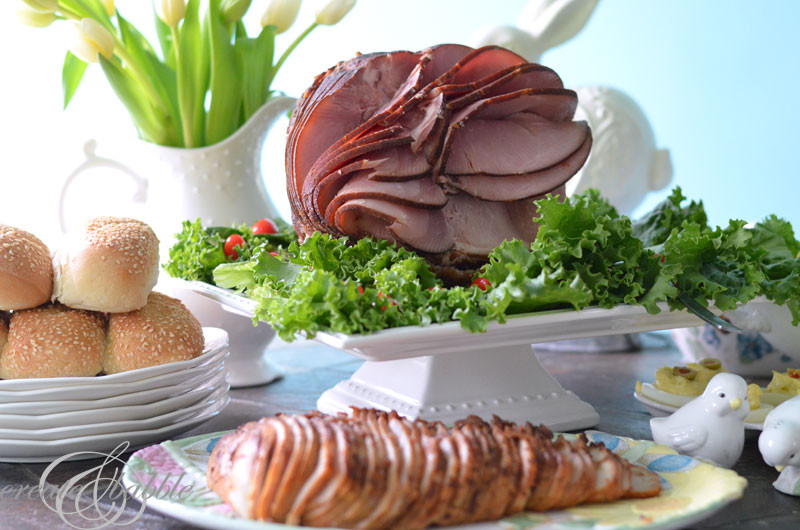 Easter Dinner Delivered  HoneyBaked Ham Easter Dinner and Gift Card Giveaway